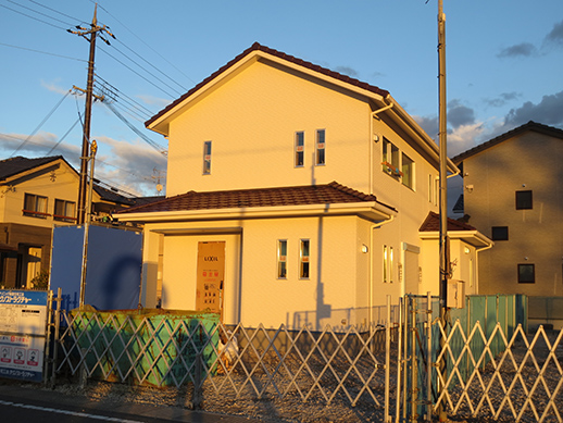 施工事例:125 Y様邸