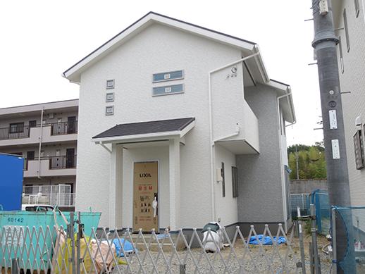 施工事例:163 第4黒川分譲1号地モデル